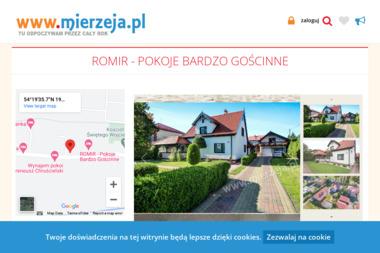 Roman Antoni Sala Firma Trans Sala - Wywóz Gruzu Sztutowo