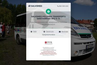 Salvomed Kolumna Transportu Sanitarnego Sp.z o.o. - Wywóz Gruzu Gdańsk