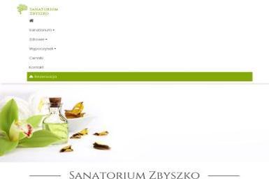 Sanatorium Zbyszko - Sanatoria, uzdrowiska Busko-Zdrój