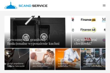 Scandservice - Serwis LPG Łomianki