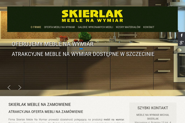 Meble na Wymiar Michał Skierlak - Meble na wymiar Warzymice