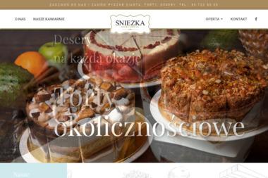 Coctail Bar Cukiernia Śnieżka Jan Frank (Siedziba Główna) - Cukiernia Gorzów Wielkopolski