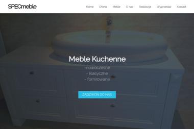 Spec Meble - Nowoczesne Kuchnie Puławy