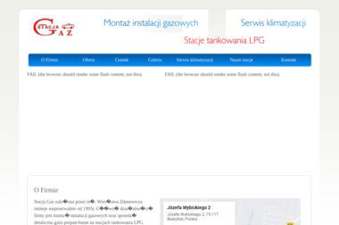 Stacja Gaz. Wiesław Zdanowicz - Serwis LPG Białystok