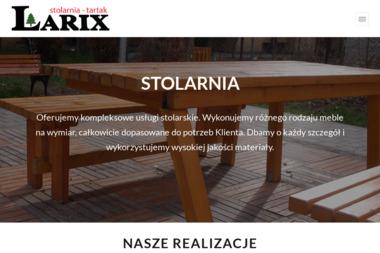 Stolarnia Tartak Larix - Okna Wałcz