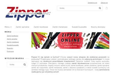 Zipper Sp. z o.o. Fabryka zamków błyskawicznych - Odzież Skórzana Łódź