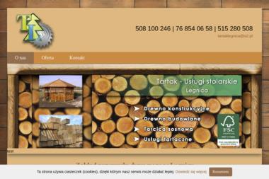 Przemysł drzewny Lubin