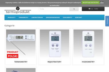PPHU Termoprodukt Piotr Wróblewski - Systemy Termowizyjne Bielawa