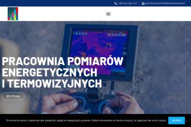 Krzysztof Kruszewski Pracownia Pomiarów Energetycznych i Termowizyjnych - Systemy Termowizyjne Warszawa