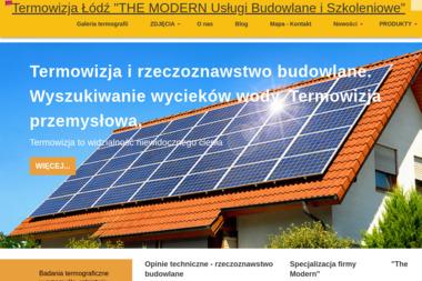 Termowizja Łódź - Systemy Termowizyjne Łódź