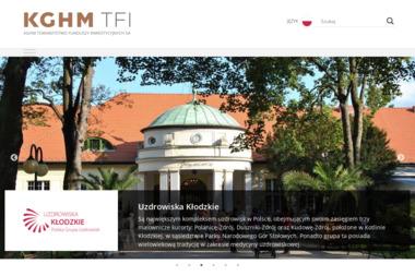 Kghm Towarzystwo Funduszy Inwestycyjnych S.A. - Venture capital Wrocław