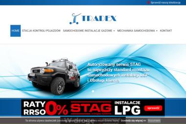 TRADEX - Gazownik Samochodowy Zabrze