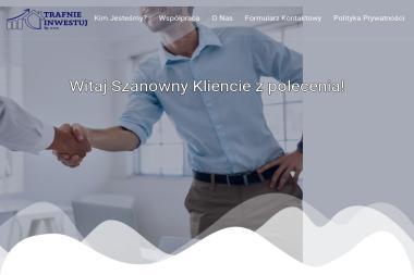Trafnie Inwestuj - Doradca Finansowy Kraków