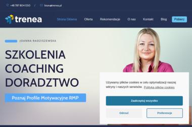 Trenea. Szkolenia, coaching, doradztwo - Szkolenia menedżerskie Gdańsk