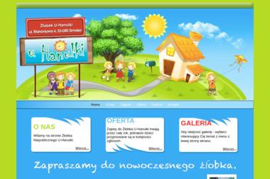 U-Hanulki. Przedszkole niepubliczne - Przedszkole Smolec