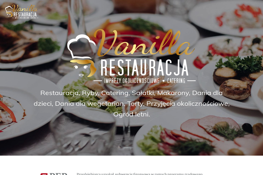 Vanilla - Branża Gastronomiczna Katowice