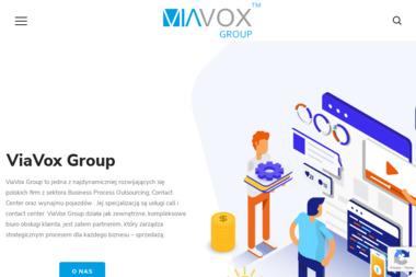 VIA VOX GROUP  Sp. z o. o. - Sprzedaż Telefoniczna Poznań