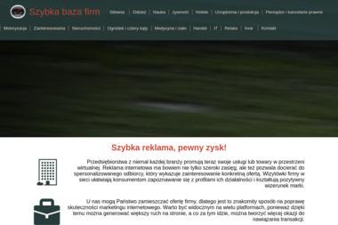 PHU Asb-Poland. Andrzej Seweryn Bacławski - Gazownik Samochodowy Siedlce