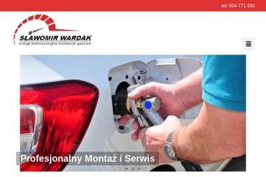 Usługi Motoryzacyjne Instalacje Gazowe Wardak Sławomir - Gazownik Samochodowy Warszawa