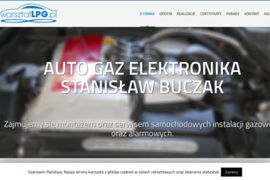 Auto Gaz Elektronika - Gazownik Samochodowy Gdańsk
