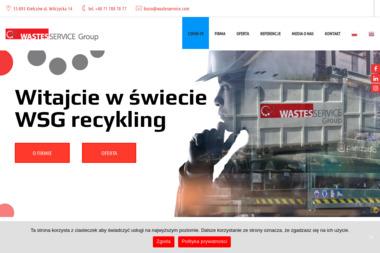 Wastes Service Group Sp. z o.o. - Wywóz Papy Kiełczów