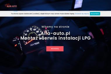ALFA AUTO-GAZ - Auto gaz Kraków