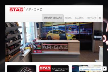 AR-GAZ - Instalacje LPG Tarnowskie Góry