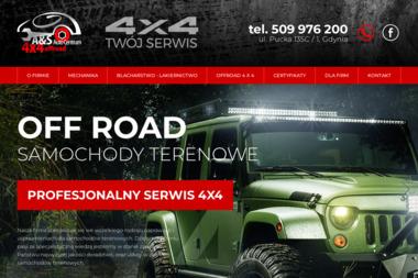 A&S Auto Centrum - Auto Gaz Gdynia