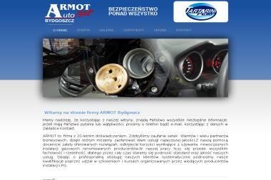 ARMOT - Auto gaz Bydgoszcz