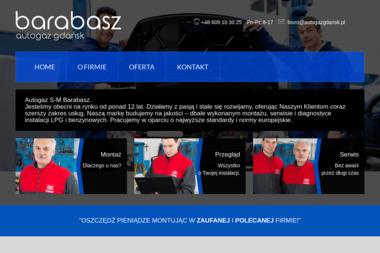 AUTOGAZ S-M - Auto Gaz Gdańsk