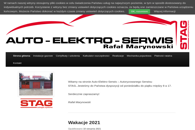 Auto-Elektro-Serwis - Montaż LPG Tarnów