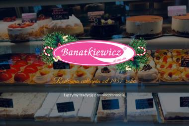 Zakład Cukierniczy Banatkiewicz S.J. - Cukiernia Kielce