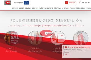 Camela S.A. - Firmy odzieżowe Wałbrzych