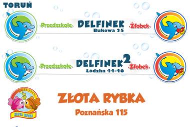 """PRYWATNE PRZEDSZKOLE """"DELFINEK 2″ ORAZ ŻŁOBEK """"MINI DELFINEK BIS"""" - Żłobek Toruń"""