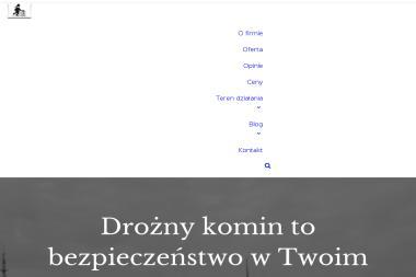 Kominiarstwo Szymon Piórkowski - Kominiarz Warszawa