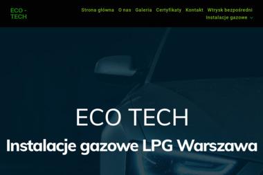 Eco Tech - Auto Gaz Warszawa
