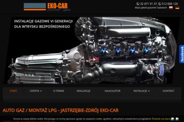 Eko-Car - Auto gaz Jastrzębie-Zdrój