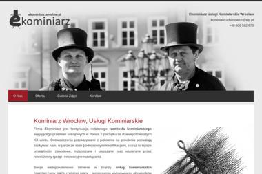 Ekominiarz Usługi Kominiarskie Piotr Urbanowicz - Chemiczne Czyszczenie Komina Wrocław
