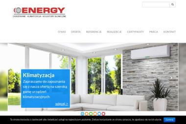 Energy Klimatyzacja Wentylacja Pompy Ciepla Fotowoltaika Opole - Fotowoltaika Opole