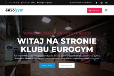 Klub EUROGYM - Strefa Sportu i Relaksu - Noclegi Krosno