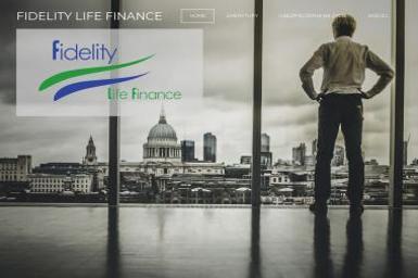 Fidelity Life Finance - Ubezpieczenia na życie Stargard Szczeciński