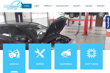 AUTOMAX - Instalacje LPG Tomaszów Mazowiecki