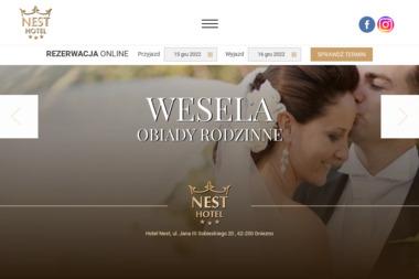 Hotel Nest - Lokale gastronomiczne Gniezno