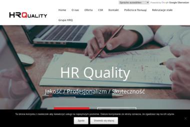 HR QUALITY PAYROLL SP. Z O.O. - Biuro rachunkowe Kraków