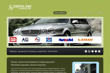 INSTAL-GAZ - Auto gaz Bydgoszcz