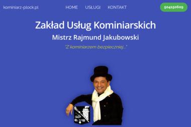 Zakład Usług Kominiarskich Mistrz Rajmund Jakubowski - Przegląd Kominiarski Płock