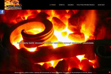 Kowalstwo Artystyczne KOW-ART - Obróbka Metali Urzędów