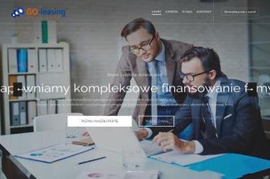 GO-LEASING AP Warszawa - Refinansowanie Kredytu Warszawa