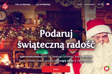 SANTA Piotr Zielawski - Paczki Mikołajkowe dla Dzieci Nieporęt