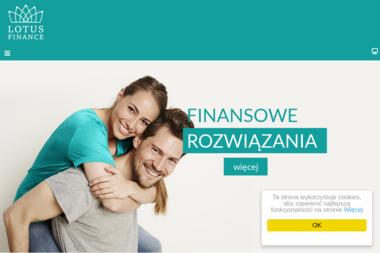 Lotus Finance Sp. z o.o. - Kredyt Poznań